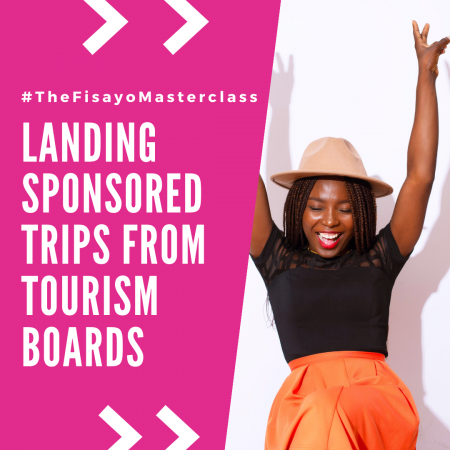 Landing Sponsored Trips From Tourism Boards